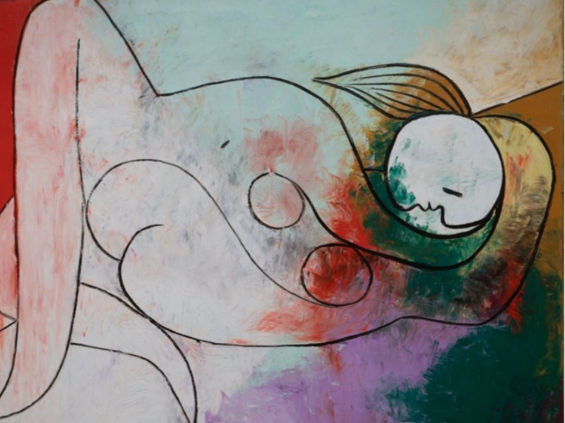 """Picasso Musum – Exhibition """"Nahmad Collection: Ten Masteroieces"""" – from May 29th to October 31st – Antibes"""