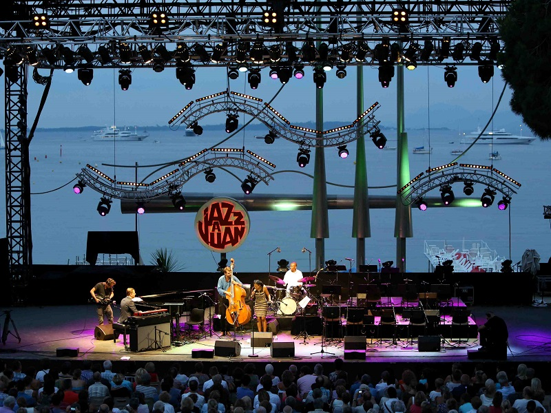 Jazz a Juan Festival – Juan-Les-Pins – July