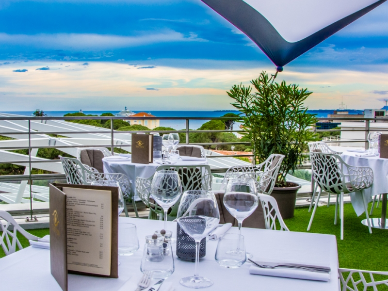 The View Restaurant Club – Juan-Les-Pins