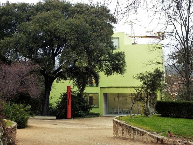 Espace de l'Art Concret – Mouans Sartoux