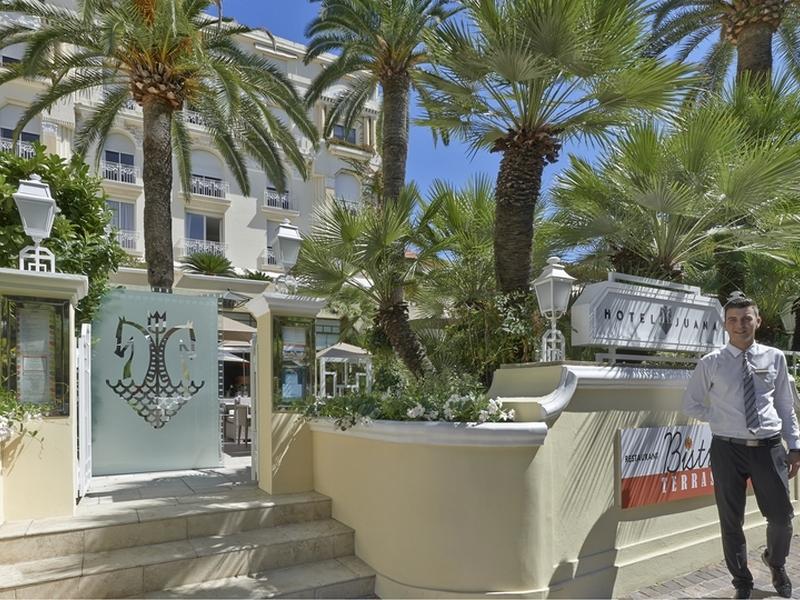 Bistrot Terrasse – Hotel Juana
