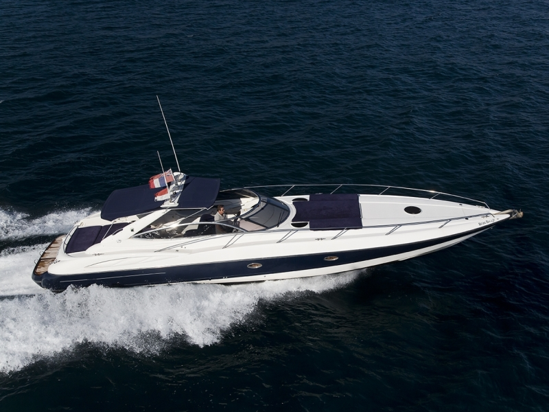 Sunseeker 48 Superhawk