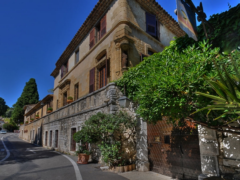 La Colombe d'Or – Saint Paul de Vence