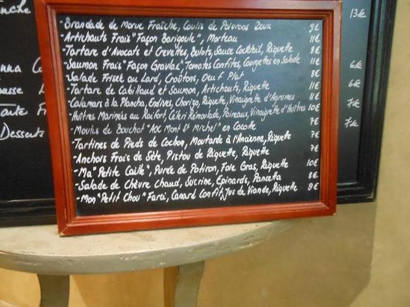 Le Bistrot d'Antoine – Nice