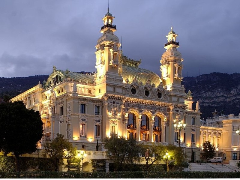2018-2019 Season at the Opera of Monte-Carlo